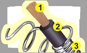 Rendimiento 8MM Amarillo Encendido contactos para la calidad de Fiesta MKIV 1.3i 1.3 1.0
