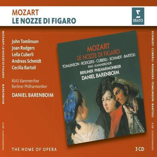 Daniel Barenboim - Mozart : Le Nozze Di Figaro