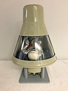 1966-Gi-Joe-Custom-concu-space-capsule-Display-Stand-No-More-Roll-Off