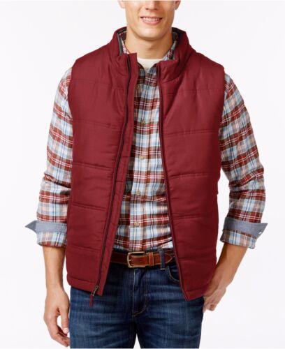 Weatherproof Vintage Puffer Vest Men/'s Microfiber Insulated Sleeveless Jacket