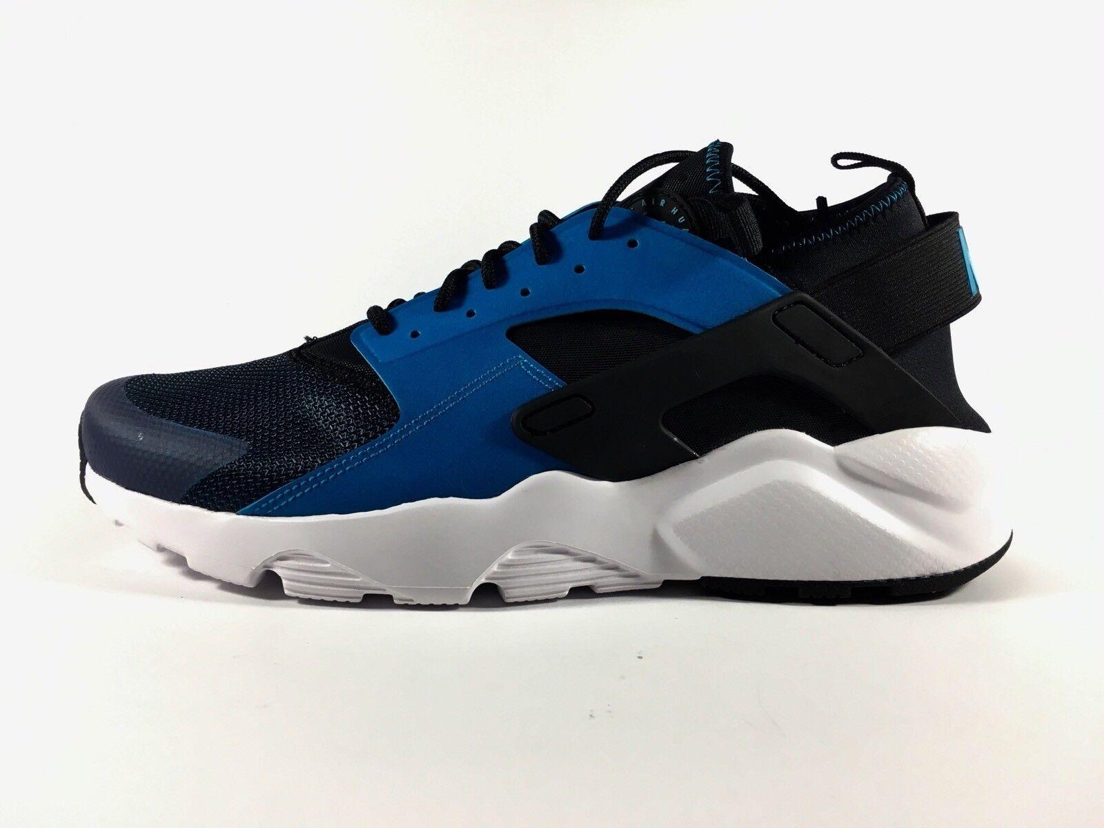 27f003026ec6 Nike Air Huarache Run Ultra Blue Lagoon   White       Black Size 12 819685  401 4e2844