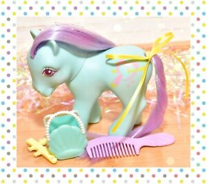❤️My Little Pony MLP G1 Vtg Sweet Kisses Kiss and Make Up UK Euro Exclusive❤️