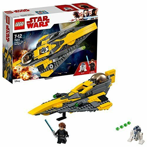 LEGO 75214 Anakin's Jedi Starfighter Star Wars