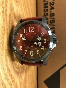 Invicta 18664 Special Edition Burgundy 48mm Watch