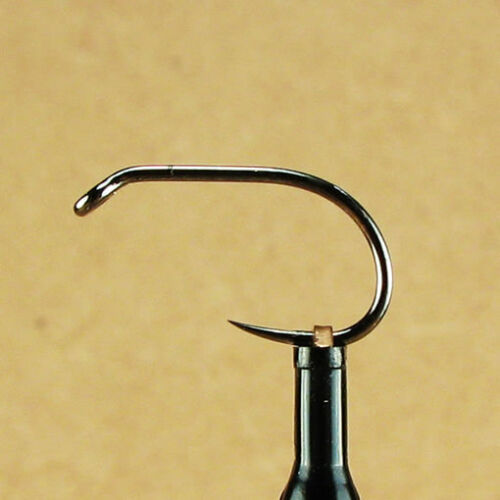 36 Pack Fly tying Firehole Outdoors Barbless Hooks #637 Heavy Nymph//Egg Hook