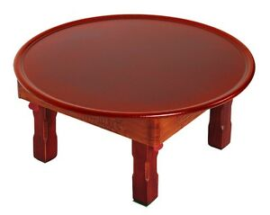 Image is loading Asian-tea-table-Japanese-Style-Compact-Size-desk-
