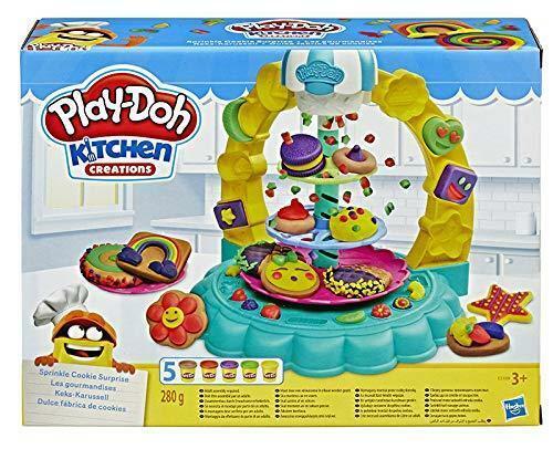 Hasbro Play-Doh Keks-Karussell