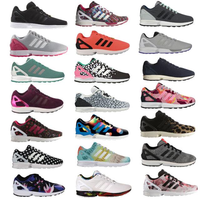 adidas Originals ZX Flux Damen Kinder Sneaker Halbschuhe Turnschuhe Schuhe NEU