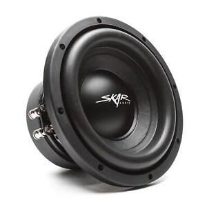 SKAR-AUDIO-SDR-8-D4-8-034-700-WATT-MAX-POWER-DUAL-4-OHM-CAR-SUBWOOFER