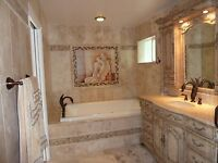 Art Rodin Kiss Mural Ceramic Backsplash Bath Tile #69