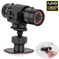 Full HD 1080P DV Waterproof Mini Sports Camera Bike Helmet Action DVR Video Cam