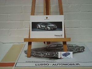 Porsche-Carrera-GT-owners-manual
