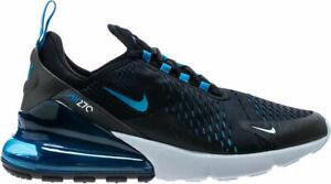 e1a14fde2e Nike Air Max 270 Black/Photo Blue-Blue Fury (AH8050 019) | eBay