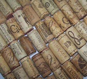 Natural-USED-Wine-Corks-Lot-of-5-10-20-30-40-50-Recycled-Upcycled-Wedding-Craft
