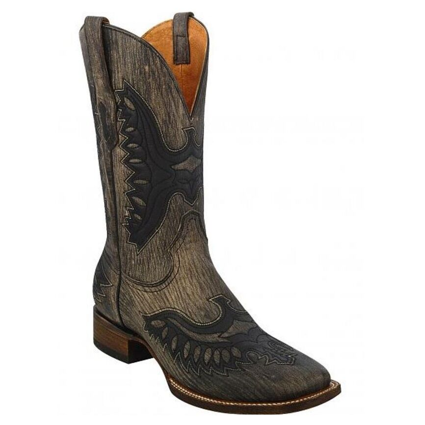 Corral Men's Brown Shaded Eagle Boot A3087