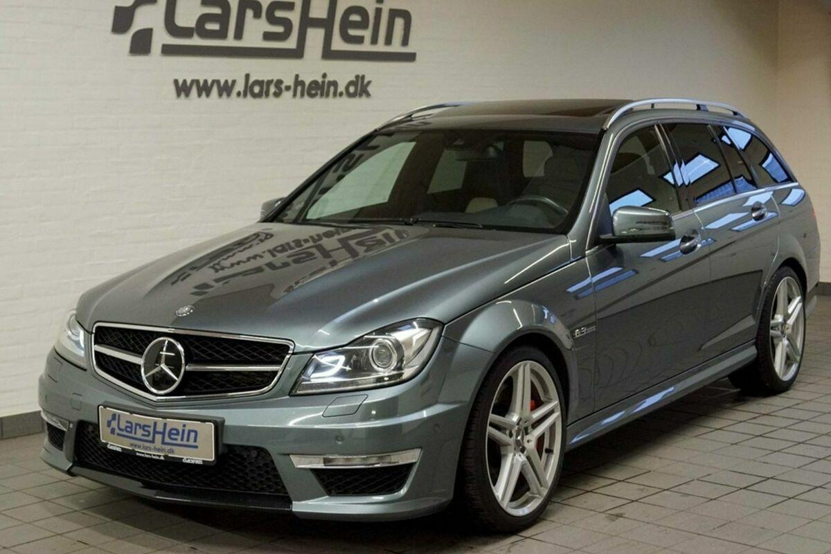 Mercedes C63 6,3 AMG Performance stc. aut. 5d - 619.800 kr.
