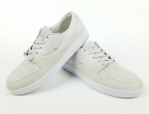 190da772f5b5 Men s NIKE SB ZOOM PAUL RODRIGUEZ X 10 Skateboarding Shoes Leather ...