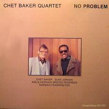 Chet Baker Quartet / No Problem - Vinyl LP 180g audiophil - Duke Jordan