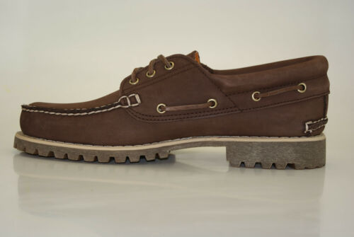 Authentics Chaussures Classic Timberland Lacets 3 Homme À Bateau Lug eye vdgq7qw