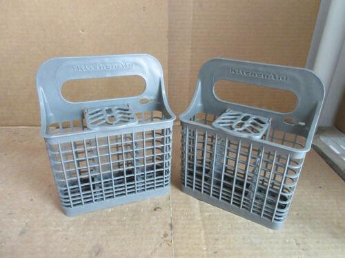 Details about  /KitchenAid Dishwasher Silverware Basket Lot of 2 Part # 8546363