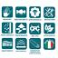 Cuscini-100-Fiocco-Memory-effetto-Piuma-D-039-oca-Anallergico-Morbido-Ergonomico miniatura 11