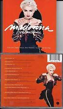 CD 10 TITRES MADONNA YOU CAN DANCE DE 1987 EUROPE  Sire – 925 535-2