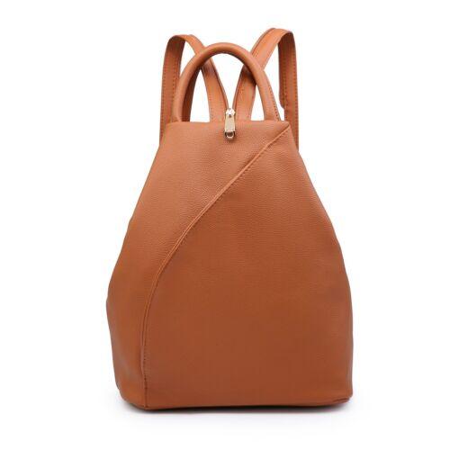 Women Lady Season Boutique Nice Neat Synthetic Leather S-Medium Backpack BackBag