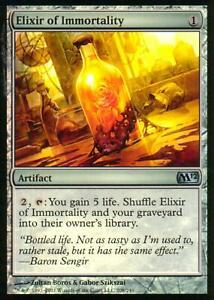 Elixir-of-Immortality-FOIL-NM-M12-Magic-MTG