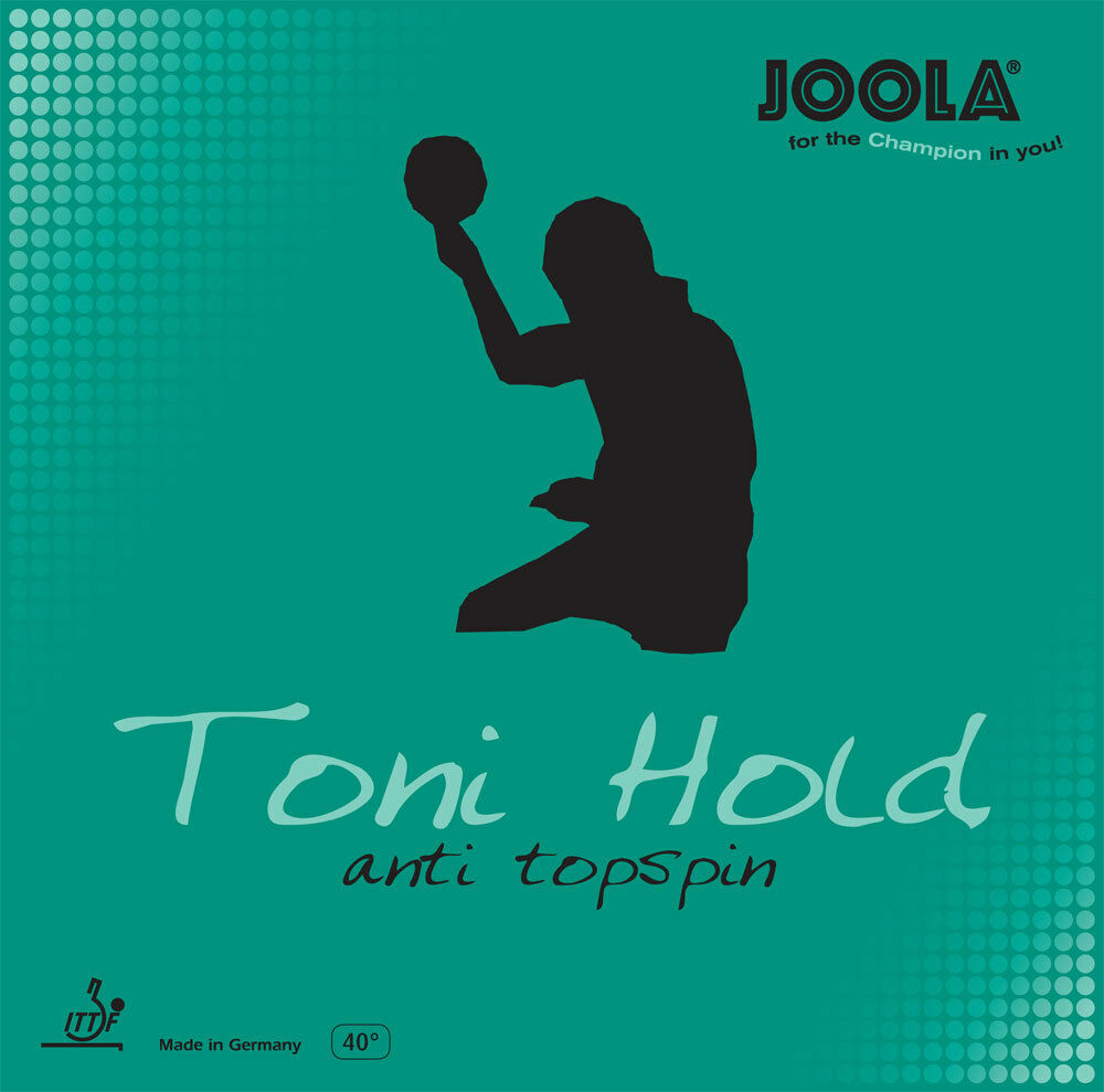 Joola Toni Hold 1,5 2,5 2,5 2,5 mm Rot   Schwarz aef361