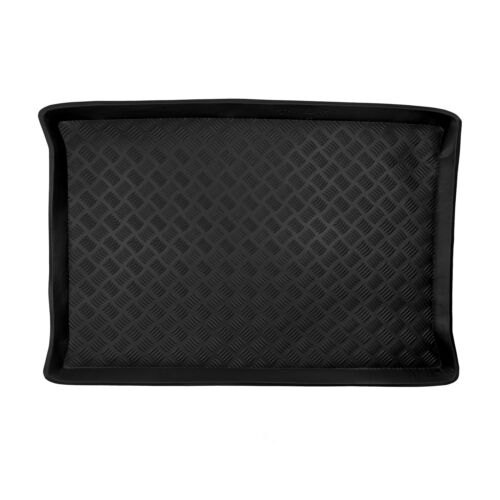 Tailored Boot Liner Mat compatible with Ford Focus 1 I Mk1 Hatchback 1998-2004
