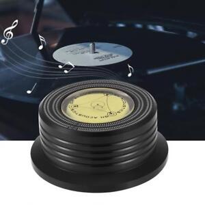 50-60Hz-Vinyl-Disc-Stabilisator-Turntable-Plattenspieler-Gewicht-Record-Clamp
