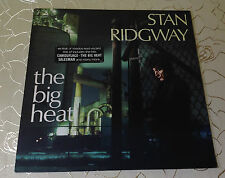 "STAN RIDGWAY (LP)""THE BIG HEAT"" [1985 ILP 26874 SYNTH-POP ""WALL OF VOODOO""/+OIS]"