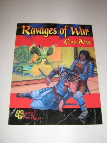 Clan War: Ravages of War (New)