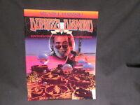 DUPREE'S DIAMOND NEWS issue # 32 (Jerry's death)  GRATEFUL DEAD 1995 magazine