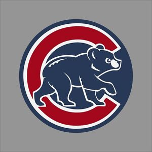 Chicago-Cubs-2-MLB-Team-Logo-Vinyl-Decal-Sticker-Car-Window-Wall-Cornhole