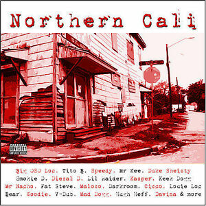 FREE US SHIP. on ANY 3+ CDs! USED,MINT CD Northern Cali: Northern Cali Explicit