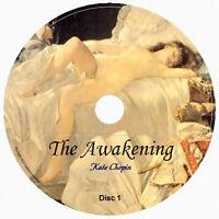 The Awakening By Kate Chopin 4 Cds Sexual & Artistic Awakening Of A Young Women