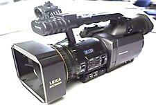 Panasonic AG DVX 100 BE Profi 3 CCD Camcorder Kamera  25p Mini-DV Cinema 5