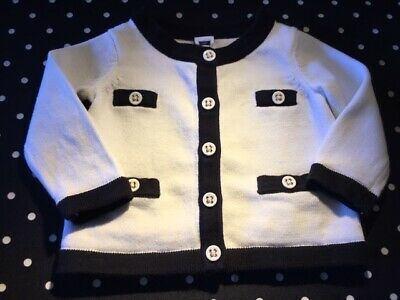 Janie and Jack EUC sweater jacket cardigan hooded coat choice lines 4T 5