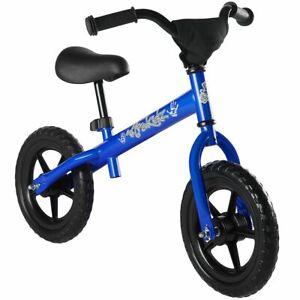 Kinder Laufrad blau Roller Kinder Fahrrad Lauflernrad ab 85cm