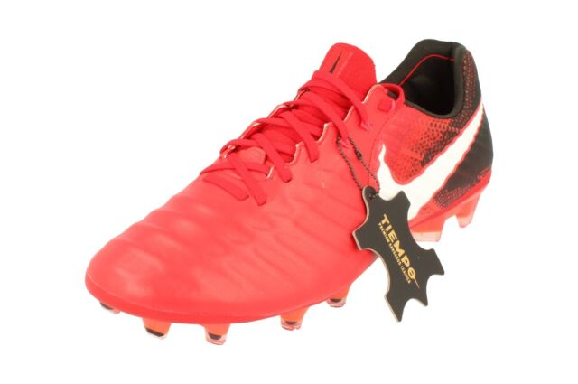 Clip mariposa tubo Hacer la cama  Nike Tiempo Legend Vii FG Mens Football Boots 897752 Soccer Cleats 616 for  sale online
