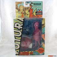 Futurama Nudar Toynami 2008 Series 4 Action Figure With Santa Robot Part