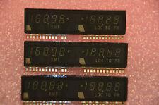 Display for Narco  COM810 COM811 NAV824  NAV825 P/N 50226-0001