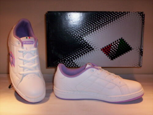 Scarpe ginnastica sneakers Lotto Basic donna bambino sportive bianco 36 37 38 39