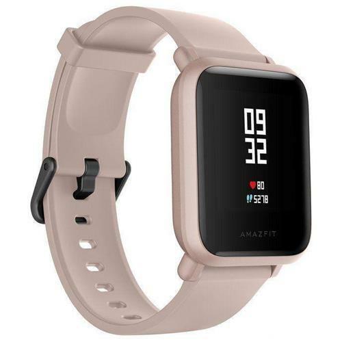 XIAOMI Smartwatch Amazfit Bip Lite 43 mm Impermeabile 3 ATM Display 1.28 Bluetoo