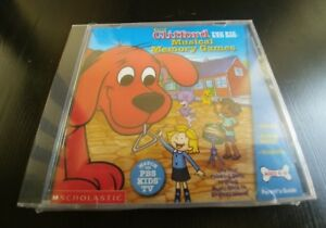 Clifford-Musical-Memory-Game-Brand-New-PC-MAC