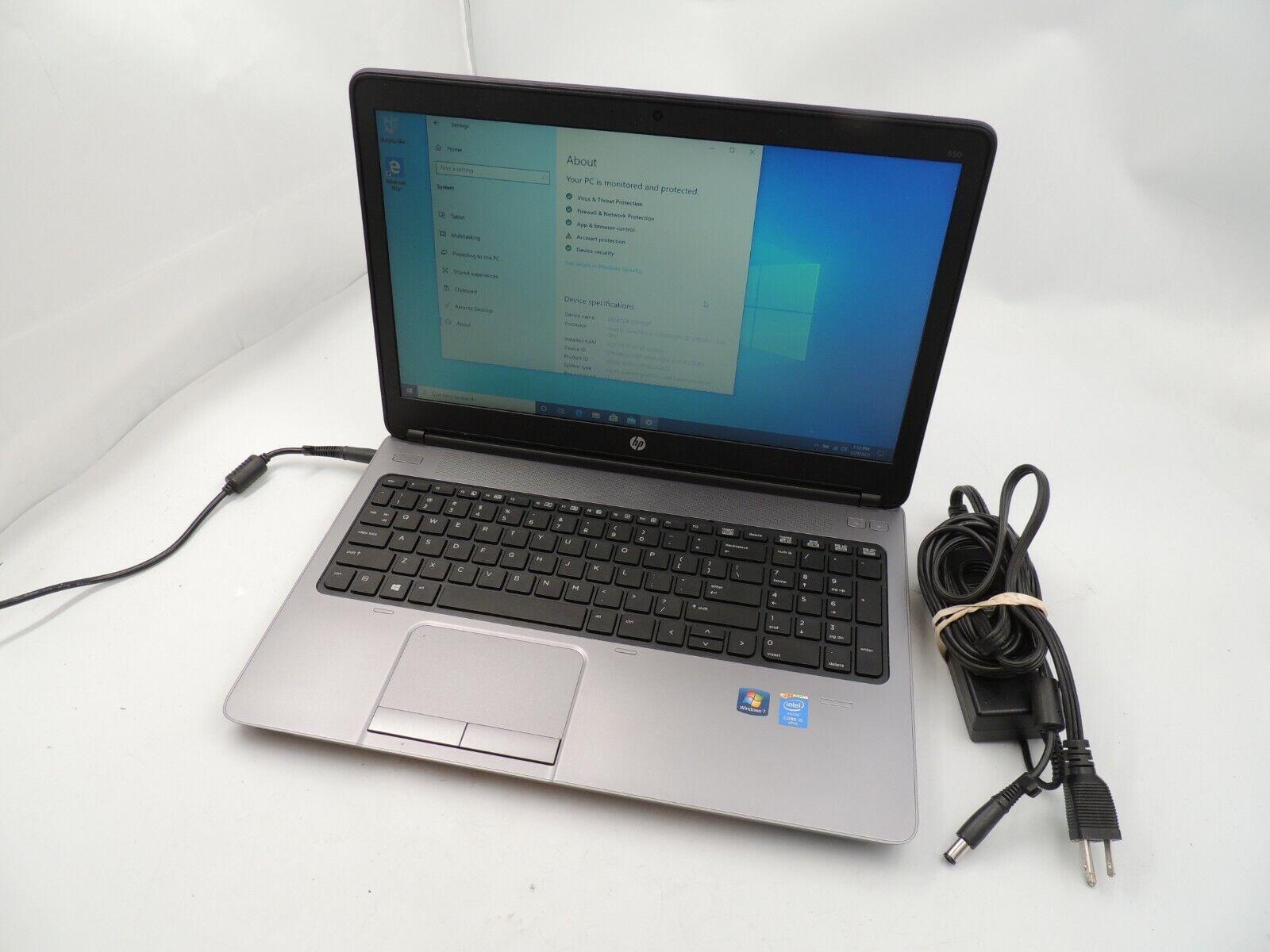 HP ProBook 640 G1  Core i5 4200M  8 GB RAM  320 GB Win 10 Pro