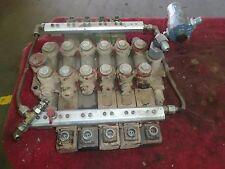 Hiab Crane 5 Spool Olsberg Hydraulic Control Valve Ex Government