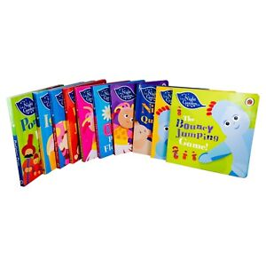 In-The-Night-Garden-Story-10-Books-Collection-Set-For-Childrens-Brand-New-Pack