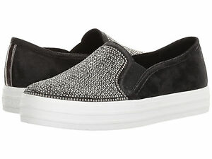 801 Los About Skechers Details New Angeles Black Street Ship Free On Shiny Dancer Women Slip EW9D2HI